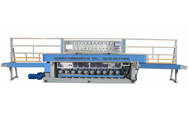 Rectificadora de bordes de 11 cabezas ZDLM-11A