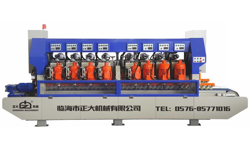 Rectificadora automática de bordes ZDM-8